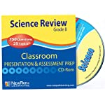 NewPath Learning Science Interactive Whiteboard CD-ROM, Site License, Grade 8-10