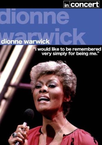 Dionne Warwick in Concert