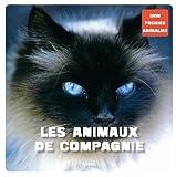 echange, troc Patrick David - Mon premier animalier : Les animaux de compagnie