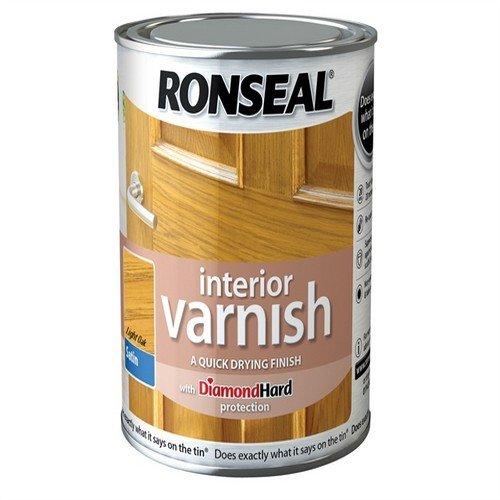 ronseal-rslivslo250-250ml-quick-dry-satin-interior-varnish-light-oak