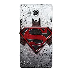 Premium Day Rivals Back Case Cover for Sony Xperia SP