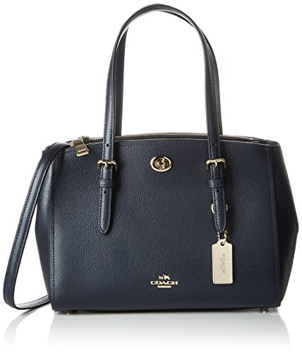 coach-womens-turnlock-carryall-26-hobos-and-shoulder-bag-blue-size-20x18x10-cm-b-x-h-x-t