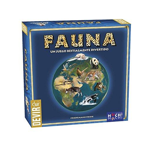 Devir – Fauna, juego de mesa (223071)