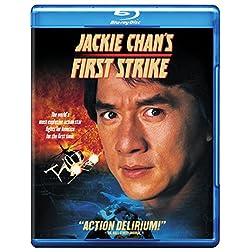 Jackie Chan's First Strike [Blu-ray]