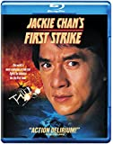 Jackie Chan's First Strike (BD) [Blu-ray]