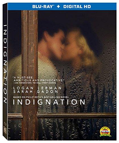Indignation [Blu-ray + Digital HD]
