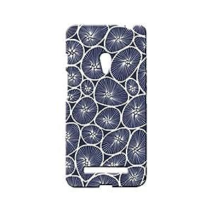 BLUEDIO Designer Printed Back case cover for Asus Zenfone 5 - G0683