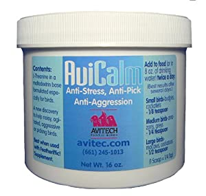 Avitech AviCalm Calming Supplement 4 oz