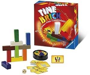 Ravensburger - Jeu de société pour enfant - Time Bricks