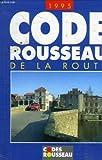 echange, troc ROUSSEAU - Code rousseau de la route