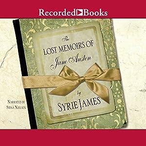 The Lost Memoirs of Jane Austen Audiobook