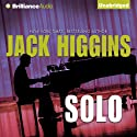 Solo (       UNABRIDGED) by Jack Higgins Narrated by Michael Page