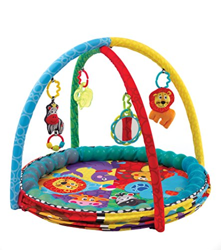Playgro Ball Play Nest Activity Gym for Baby - 1