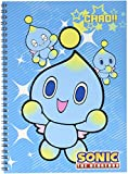 Sonic The Hedgehog Chao Cuaderno con espiral