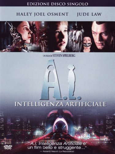 A.I. - Intelligenza artificiale [IT Import]