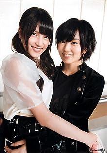 AKB48 公式生写真 ハート・エレキ 店舗特典 Wonder GOO 【入山杏奈&山本彩】