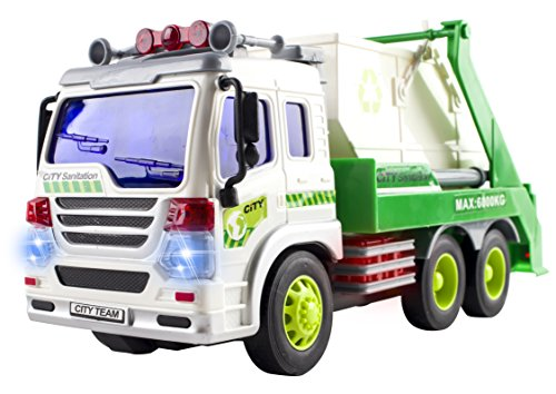 Remote-Control-Garbage-Sanitation-RC-Truck-116-Four-Channel-Full-Function-w-Lights-Music-Battery-Powered-RC-Truck-Toy-USB-Charging