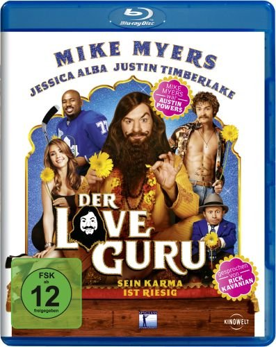 Der Love Guru [Blu-ray]