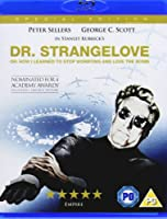 Dr. Strangelove [Blu-ray] [1964] [Region Free] [2010]