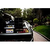 Posterhouzz Movie Back To The Future German HD Wallpaper Background Fine Art Paper Print Poster