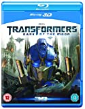 Transformers 3: Dark of the Moon [Blu-ray 3D + Blu-ray]