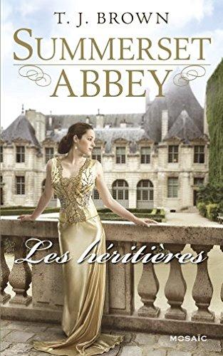 Summerset Abbey, Tome 1 : Les héritières 51zTGX-sh0L