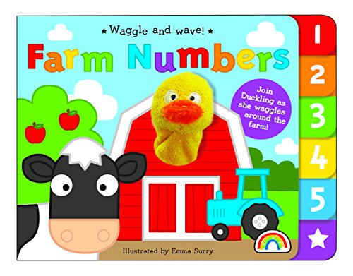 Waggle and Wave - Farm Numbers