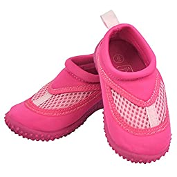 Iplay Water Shoes-Pink-Size 5