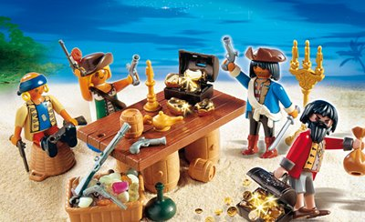 Piraten Playmobil Playmobil® 4292 Piraten