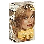 Preference Superior Preference Hair Color, Natural, Medium Blonde 8, 1 application