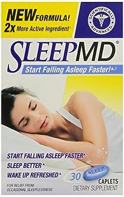 Sleep MD - Sleep Aid, 30 Count