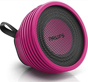Philips DOT Wireless Portable Bluetooth Splash Proof Speaker SB2000P/37