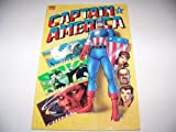 img - for Adventures of Captain America (Vol 1 of 4) book / textbook / text book