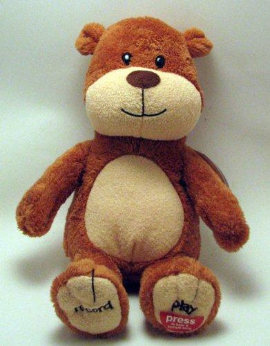 51zTKGCiRRL Cheap  Hallmark Valentines KID3126 Record A Name Singing Bear