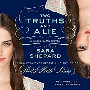 Two Truths and a Lie Audiobook