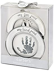 Carter's Hand and Foot Print Keepsake…
