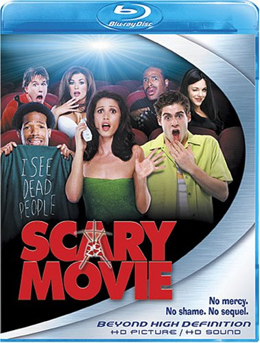 Cover art for  Scary Movie [Blu-ray]