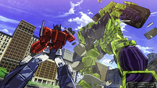 Transformers Devastation  screenshot