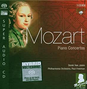 Mozart:the Piano Concertos