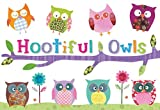 Hootiful Owl Stationery Box