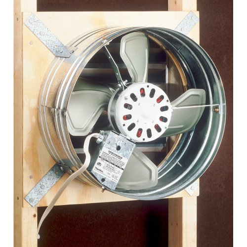Broan 353 1140 Cfm Gable Mount Powered Attic Ventilator