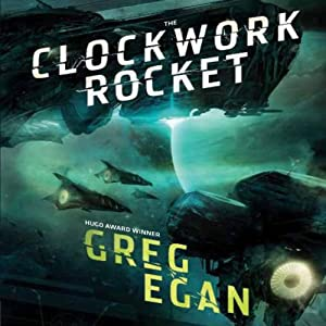 The Clockwork Rocket Audiobook
