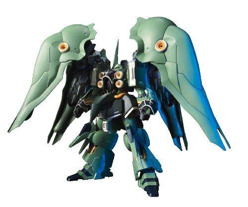 Gundam NZ-666 Kshatriya HGUC 1/144 Scale by BANDAI