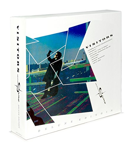 佐野元春/VISITORS DELUX EDITION(3CD+DVD)