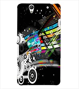 PRINTSWAG PATTERN Designer Back Cover Case for SONY XPERIA C4 DUAL