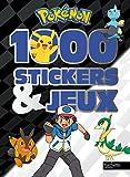 1000 stickers et jeux