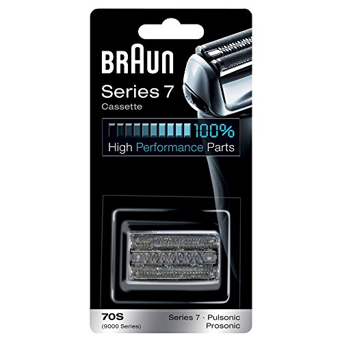 BRAUN 70s Series 7 Pulsonic - 9000 Series Shaver Cassette - Replacement Pack (Foil For Braun Series 7 compare prices)