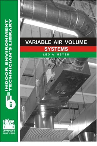 Variable Air Volume : Variable air volume systems indoor environment technician