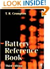 Battery Reference Book, Third Edition