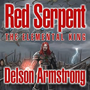 Red Serpent: The Elemental King | [Delson Armstrong]